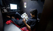 Quán cafe internet - nhà ở của nhiều người Nhật