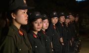 Trung đội nữ đặc nhiệm duy nhất của cảnh sát Việt Nam