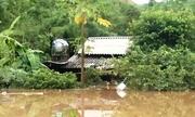 Nhiều xã miền núi Quảng Ninh ngập sâu trong nước lũ