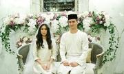 Công chúa Malaysia kết hôn với cầu thủ Hà Lan kém ba tuổi