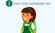 5 mẹo chuẩn bị balo an toàn cho trẻ