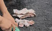 Những hành vi bị cấm 'cư xử' với tờ tiền
