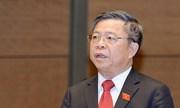 Ông Võ Kim Cự bị xóa tư cách nguyên chủ tịch Hà Tĩnh