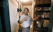 Người đàn ông Nhật xây hầm trú ẩn hạt nhân