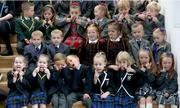 Ngôi trường có 13 cặp sinh đôi cùng nhập học ở Scotland