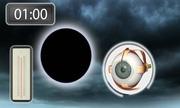 Hậu quả khi quan sát nhật thực toàn phần bằng mắt thường