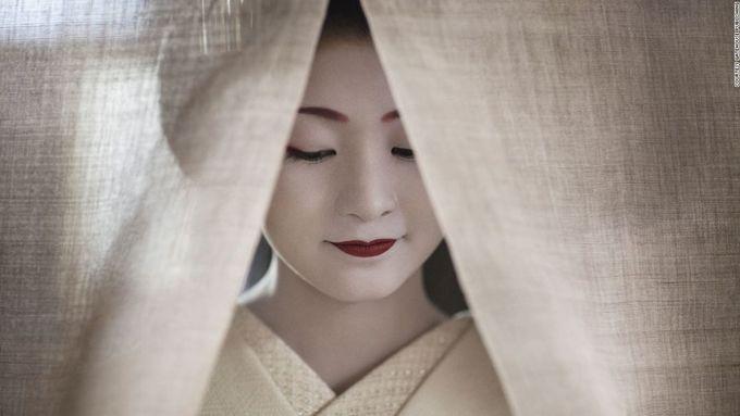 Cuộc sống của các geisha học việc ở Nhật Bản