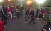 20 cô gái đánh hội đồng một thiếu nữ