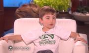 Học tiếng Anh: Cậu bé Mỹ lập công ty từ ba tuổi