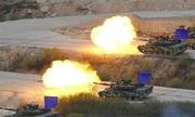 Trump chỉ đạo nghiên cứu phương án quân sự với Triều Tiên