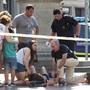 Xe tải khủng bố đâm người ở Barcelona như 'cán qua ruộng ngô'