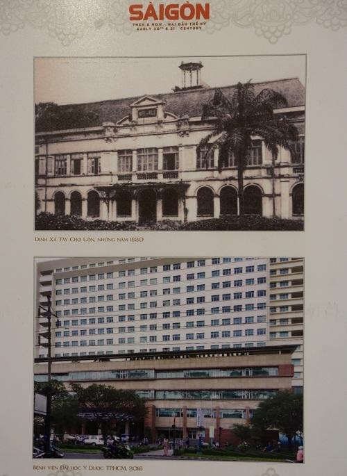 Sài Gòn thay đổi sau gần 100 năm qua ảnh triển lãm