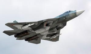 Chuyên gia Mỹ chê tiêm kích tàng hình Nga là 'nỗi thất vọng lớn'