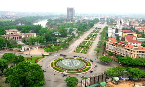 Mở rộng địa giới hành chính thành phố Thái Nguyên