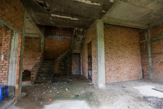 Hàng trăm biệt thự bỏ hoang trong khu đô thị mới ở Đồng Nai