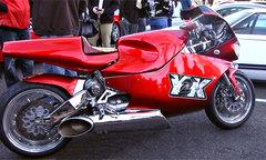 Siêu môtô mạnh nhất thế giới, công suất 420 mã lực