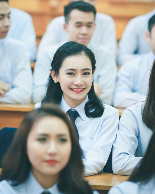 Nữ thủ khoa hệ dân sự Học viện An ninh nhân dân