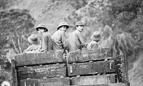 Chiến tranh xâm lược của Trung Quốc được đưa trong sách Lịch sử Việt Nam