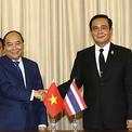 Việt Nam, Thái Lan kêu gọi giữ hòa bình, ổn định ở Biển Đông