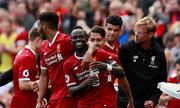 Liverpool 1-0 Crystal Palace: Những con số có thể bạn chưa biết