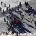 Khoảnh khắc lính Trung Quốc và Ấn Độ ẩu đả ở biên giới