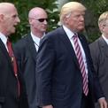 Mật vụ Mỹ 'hết tiền vì bảo vệ gia đình Trump'