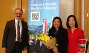 Tọa đàm 'Thách thức và cơ hội du học Thuỵ Sĩ' tại HTMi 2018