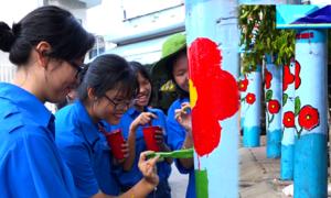 500 cột điện 'nở hoa' ở Sài Gòn