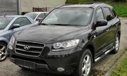 Mức hao xăng của Hyundai Santa Fe 2009?