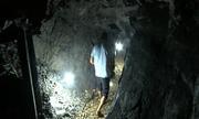 Đường hầm dài hàng trăm mét của 'vàng tặc' ở Quảng Trị