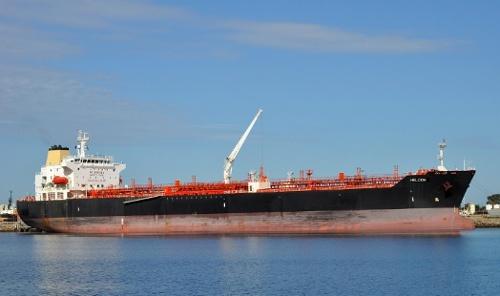 Tàu chở dầu Alnic MC. Ảnh: Vesseltracker.