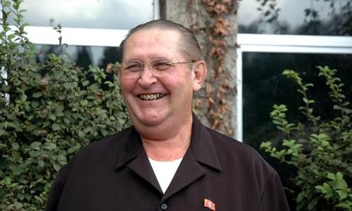 Ông James Joseph Dresnok hồi năm 2006. Ảnh: Alamy.