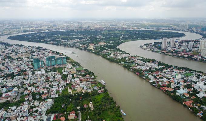 Trồng lúa, nuôi cá trong dự án 'treo' 25 năm ở Sài Gòn