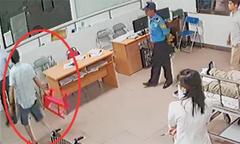 Có mặt trong xô xát ở bệnh viện, chủ tịch phường nói cầm ghế để... ngồi