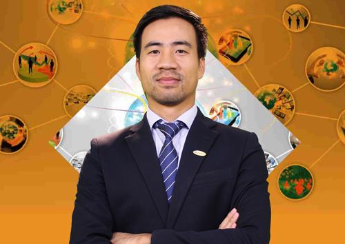 ông Lê Xuân Nga - Tổng Giám đốc nghemoigioi.vn, Phó tổng giám đốc Công ty cổ phần Bất động sản Thế kỷ (Cenland)