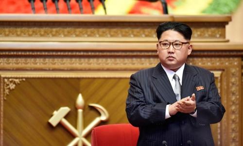 Nhà lãnh đạo Triều Tiên Kim Jong-un. Ảnh: Reuters.