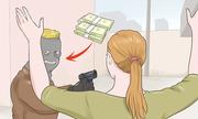 Cách bảo vệ an toàn khi cầm 'cả cọc tiền' đi ra đường