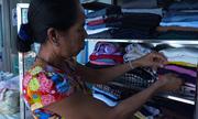 Tủ quần áo miễn phí cho người nghèo trong bệnh viện