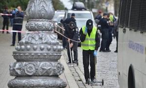 Nổ ở thủ đô Ukraine trong ngày Quốc khánh