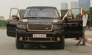 Đại gia Việt mạ thêm vàng cho xe Range Rover 10 tỷ
