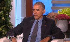 Học tiếng Anh: Obama không nỡ để con vào đại học
