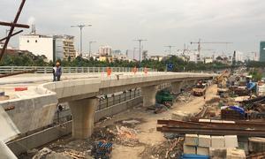 TP HCM thông xe sớm nhánh rẽ cầu Nguyễn Tri Phương