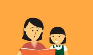 Năm điều bạn có thể làm giúp con thích đọc sách