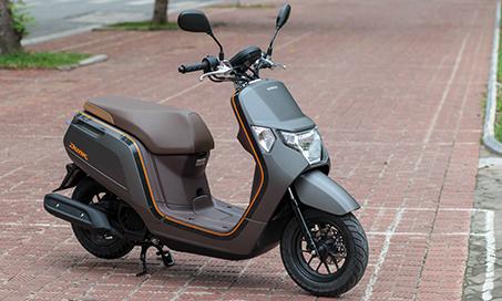 Honda Dunk 2017 đầu tiên về Việt Nam