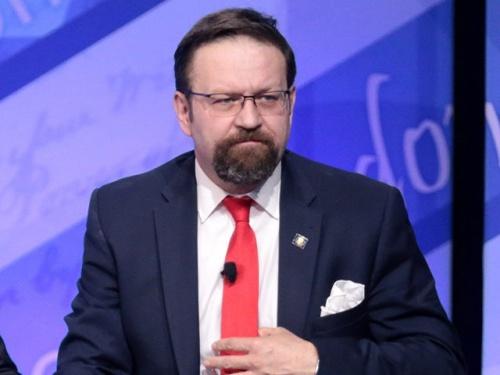 Ông Gorka, cố vấn về chống khủng bố của Tổng thống Mỹ Donald Trump. Ảnh: BreitbartNews.