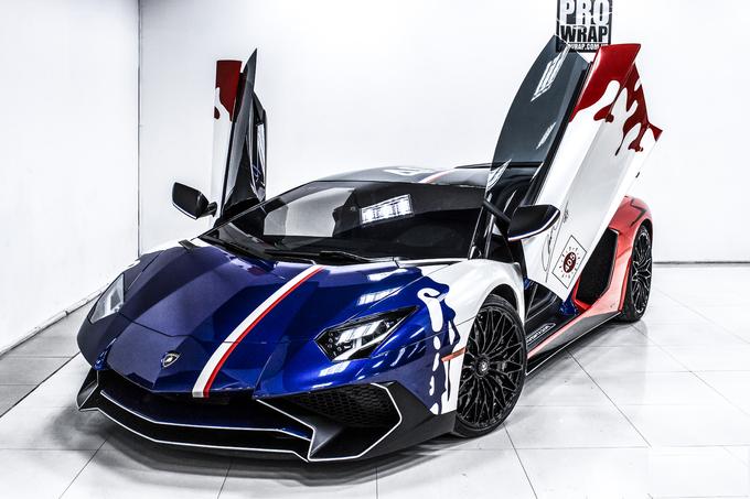 Lamborghini Aventador SV độc nhất của đại gia Việt Nam