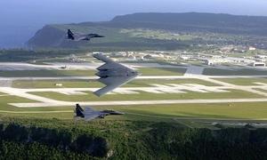 Guam không bất ngờ trước tên lửa bay qua Nhật của Triều Tiên