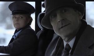 Người đàn ông tức giận vì bị nữ tài xế xe buýt lừa tiền