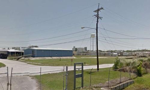 Nhà máy hóa chất Arkema ở Crosby, bang Texas. Ảnh: Google Maps.