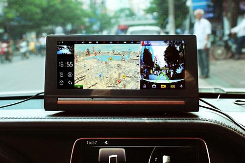 GPS của Webvision N93 sử dụng với bộ dữ liệu tiên tiến nhất hiện nay của Navitel, cập nhật tất cả các cung đường 63 tỉnh thành tại Việt Nam